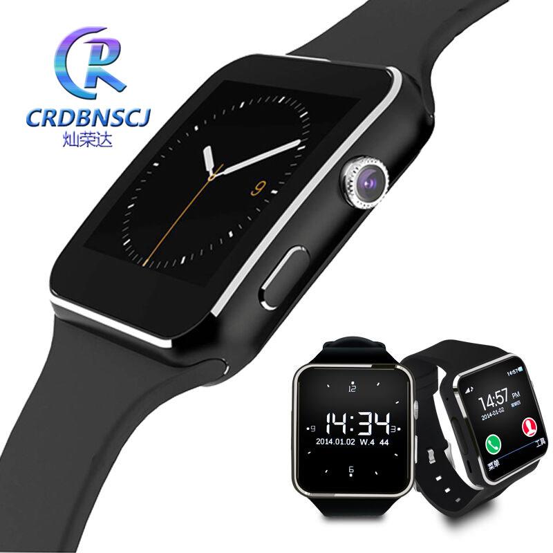CRDBNSCJ 智能触屏电话手表男女学生运动定位插卡安卓手环