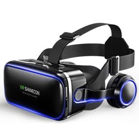 VR眼镜一体机4K电影3d体感游戏机家用高清头戴式vr虚拟智能眼镜